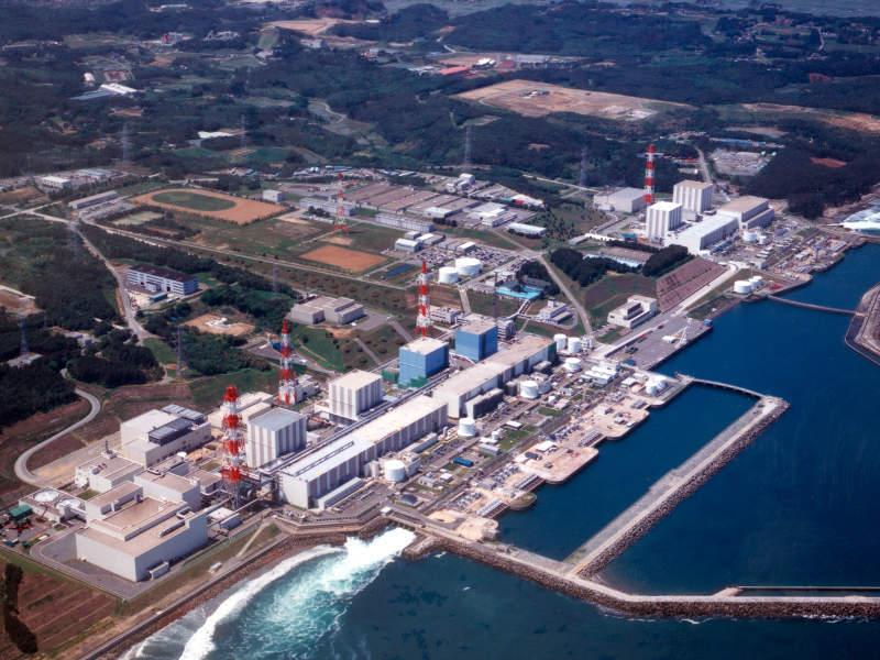 Image 1- Fukushima Daiichi Nuclear Power Plant