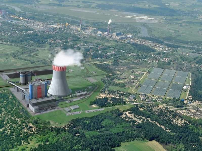 Image 1- Ostroleka C Power Station