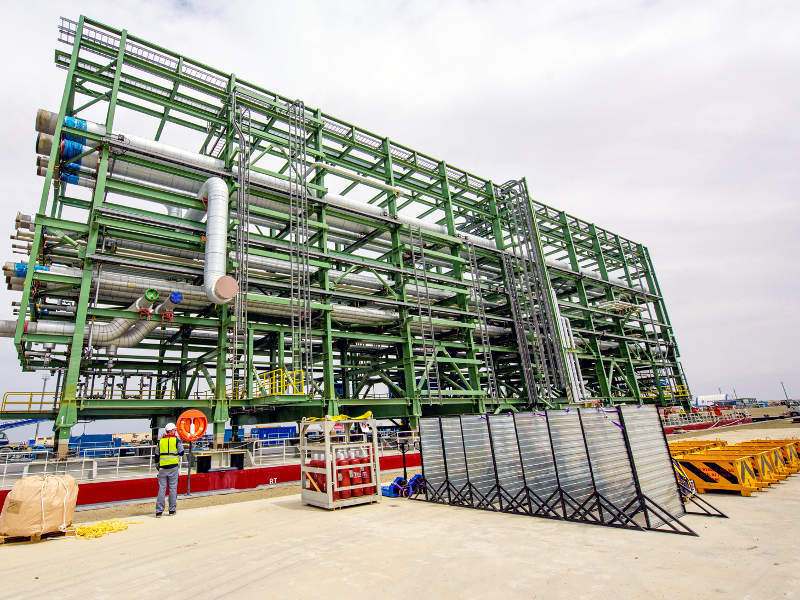 Tengiz Oil Field Expansion