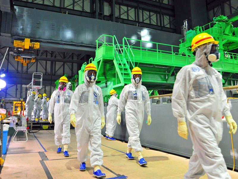 Fukushima Daiichi Nuclear Power Plant Decommissioning