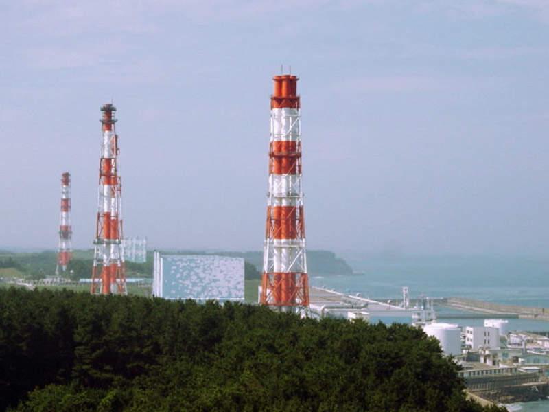 Image 3- Fukushima Daiichi Nuclear Power Plant