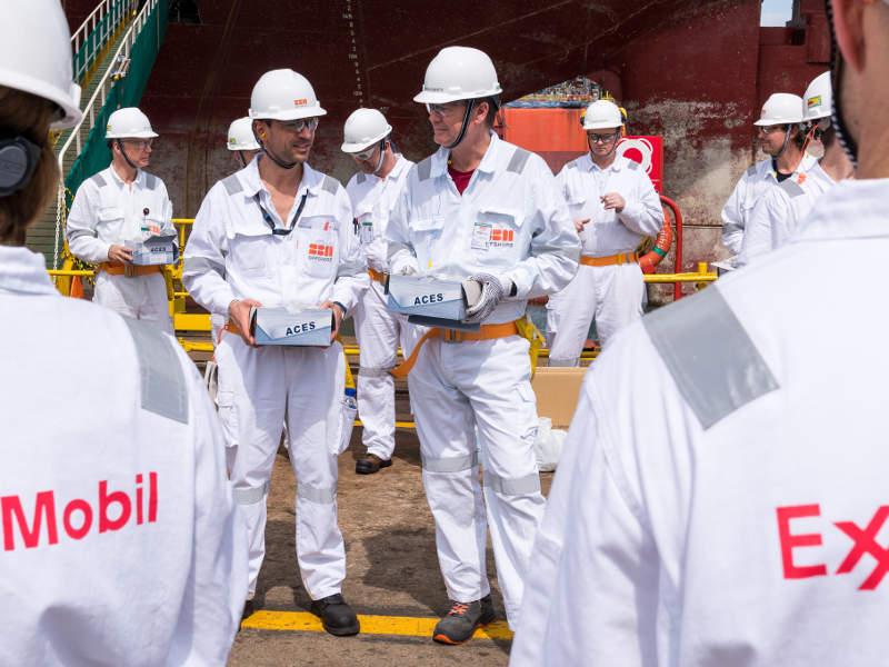 Image 3- Liza Oil field