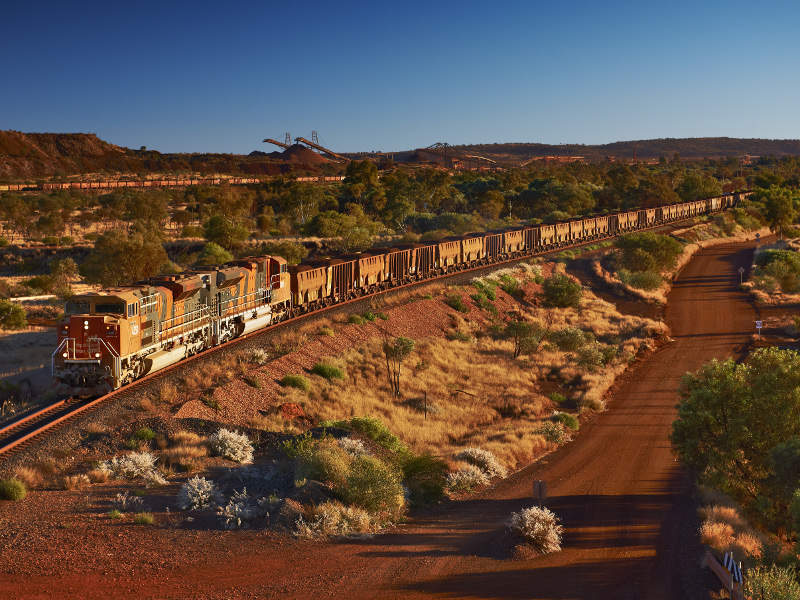 South Flank Iron Ore Project, Pilbara - NS Energy
