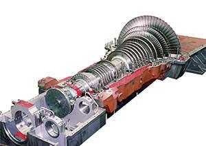 MHPS-steam-turbine