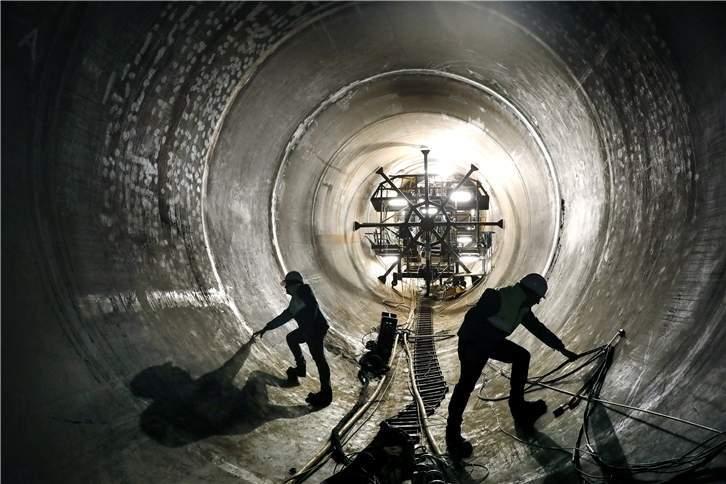 Tamega hydroelectric complex-turbine