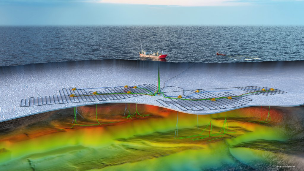 Alcatel wins Equinor contract to improve recovery at Johan Castberg field