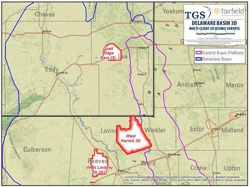 TGS to collaborate with Fairfield for Quail Ridge East project