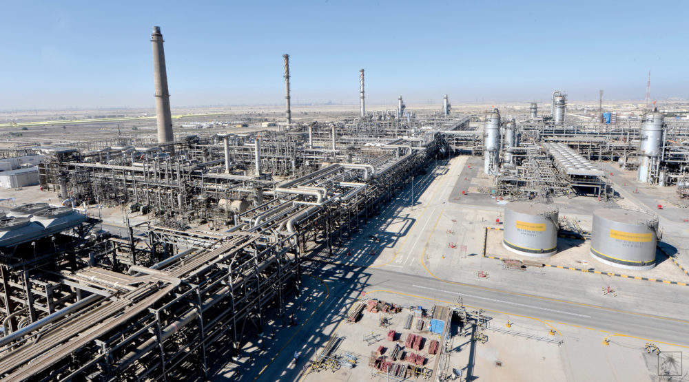 Berri Gas Plant