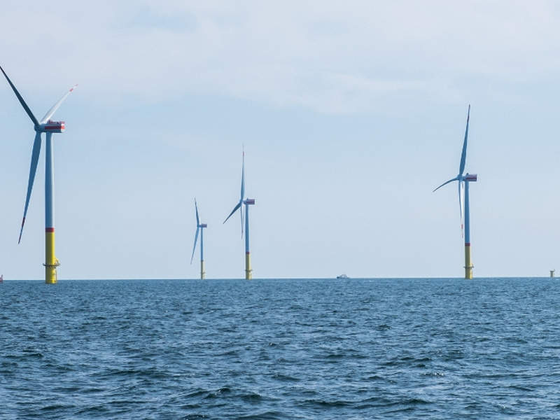 Image 1- Arkona offshore wind farm