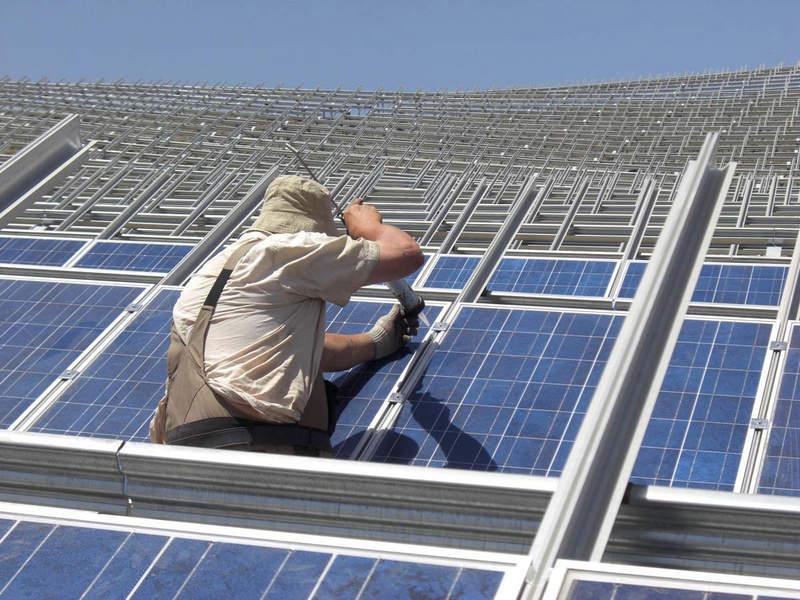 Image 1-Benban solar park