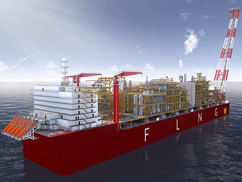 Coral South FLNG Project