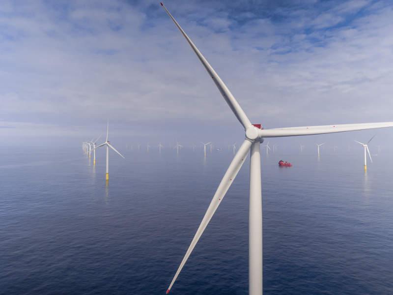 Image 1 - Fryslan Wind Farm