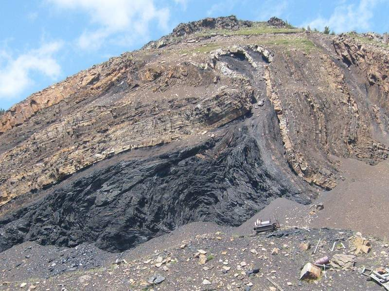 Image 1- Grassy Mountain Coal Project