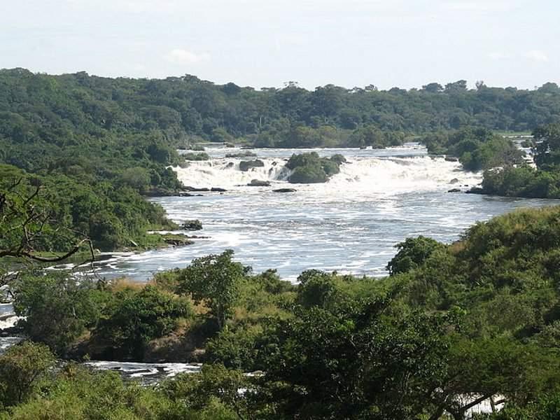 Image 1- Karuma Hydropower Project