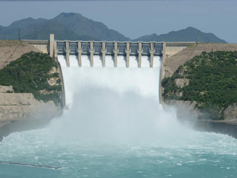 Image 1- Tarbela Hydropower Plant