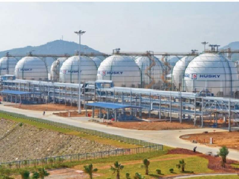 Image 2- Liwan Gas Project