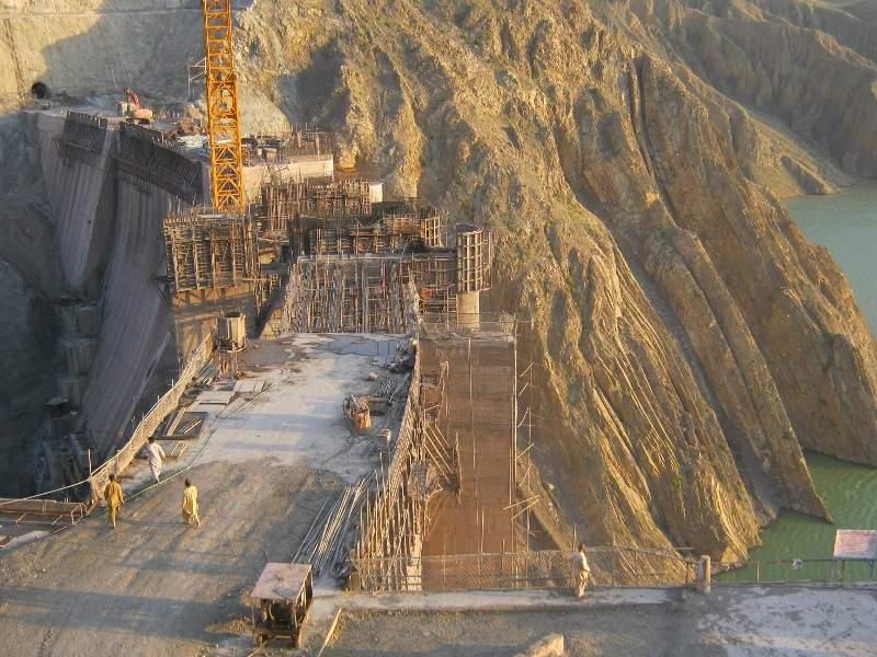 Image 2- Tarbela Hydropower Plant