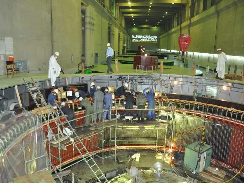 Image 3- Tarbela Hydropower Plant