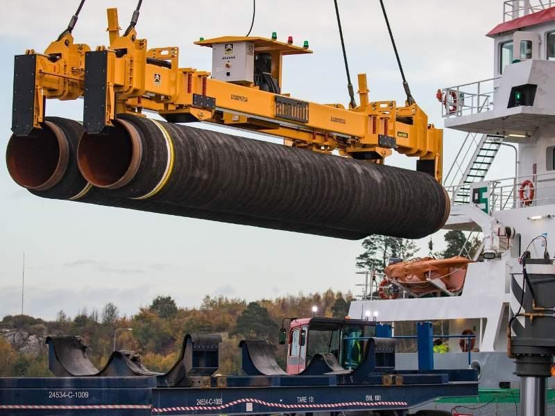 Image 4- Nord Stream 2 pipeline