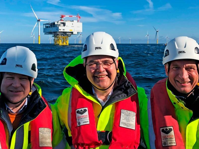 Image 5- Arkona offshore wind farm