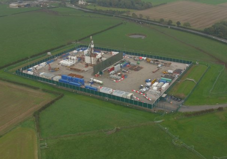 UK fracking potential could be just 20% of what's claimed, finds study
