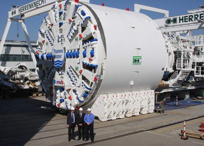 thames-water-tunnel-boring-machine