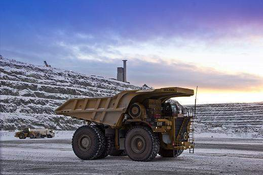 Boliden to acquire 26 mine trucks from Komatsu for Kevitsa and Aitik mines