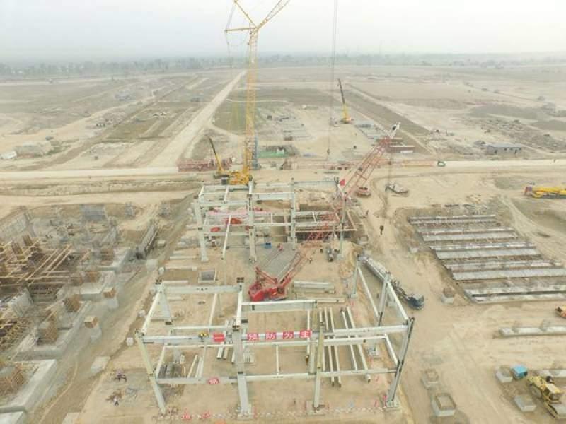 CPHGC Coal-fired Thermal Power Plant, Pakistan