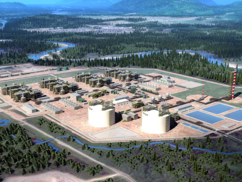 Image 1- LNG Canada