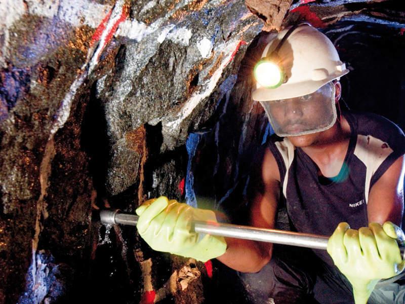 Marikana Platinum Mine, Rustenburg