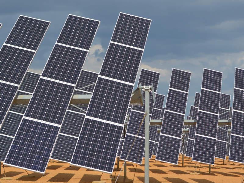 Image 1- Palen solar project