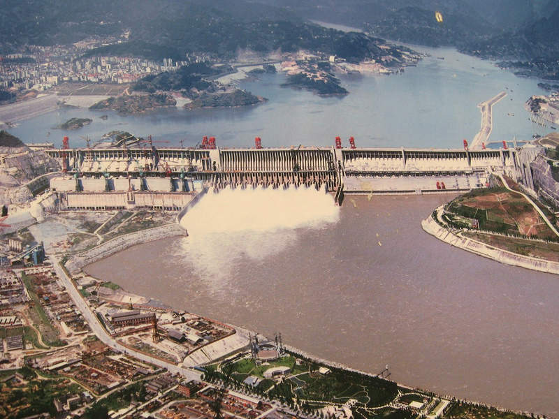 Image 1- Three Gorges Dam