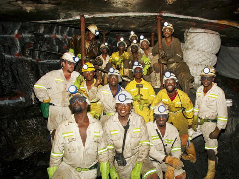 Image 3- Marikana Platinum Mine