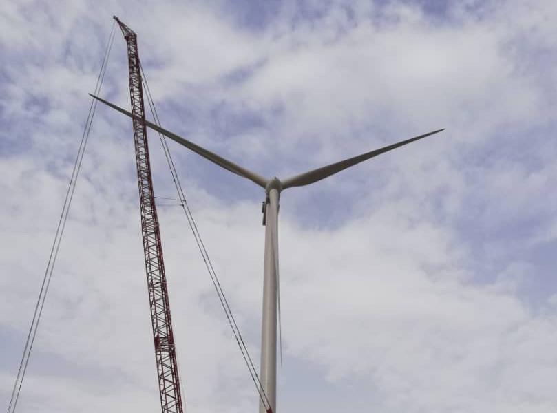 Taiba N'Diaye Wind Farm