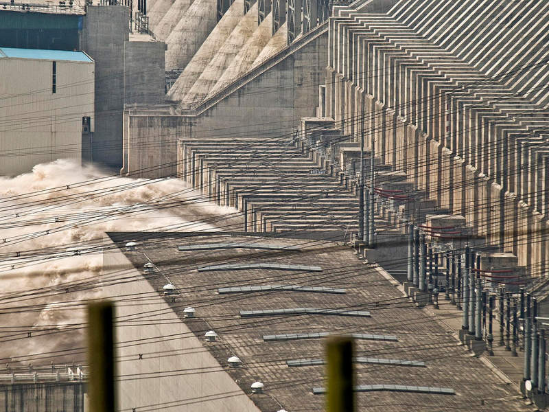 Image 3- Three Gorges Dam