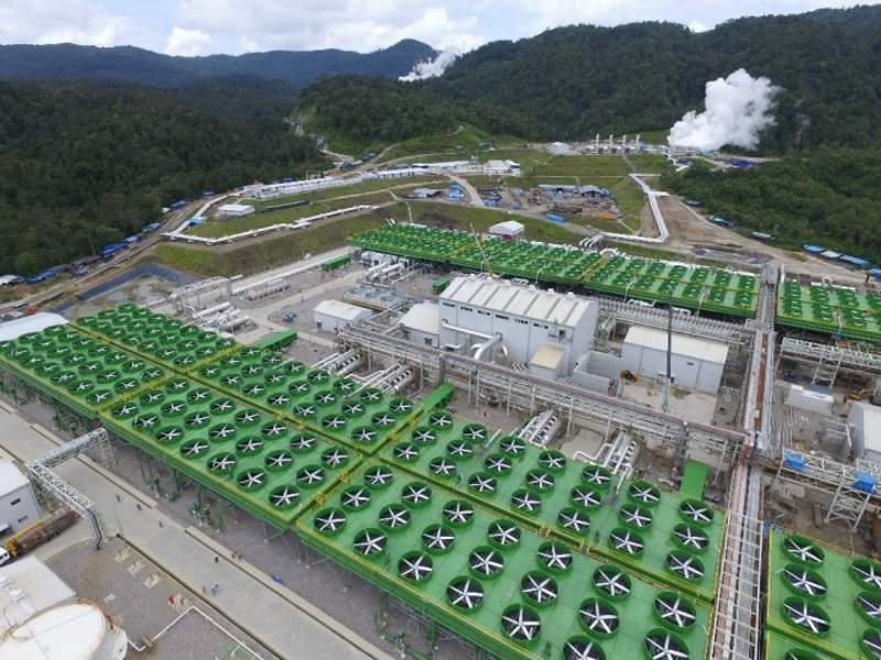 Sarulla: One of the world's biggest geothermal power plants