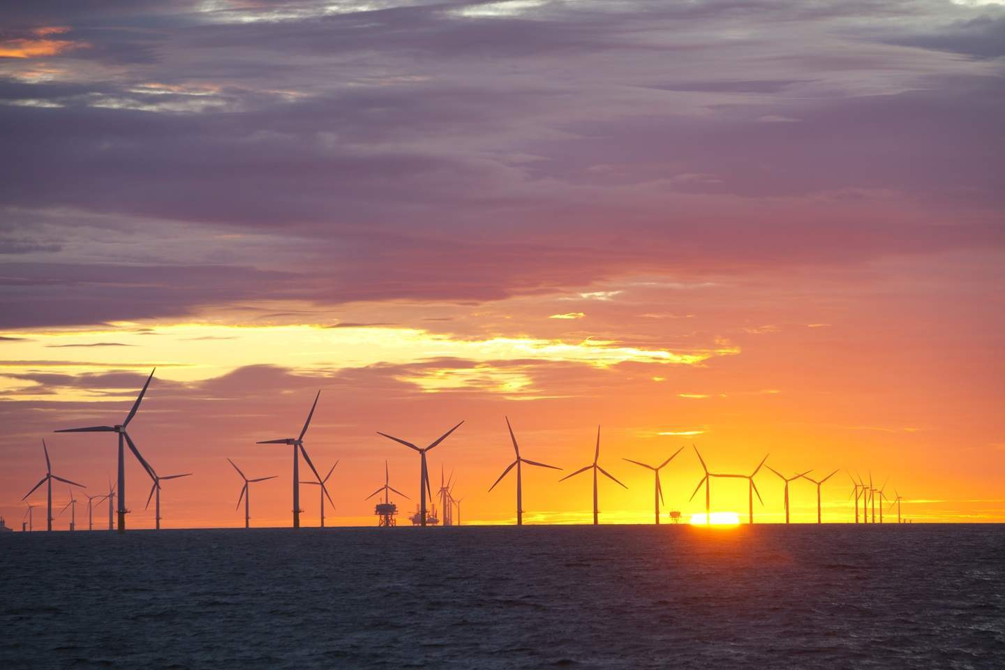 biggest offshore wind farms
