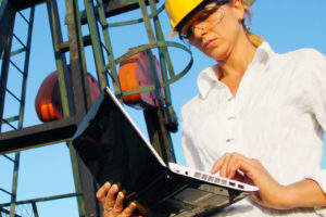 How do we decrease the gender gap in the oil and gas industry?