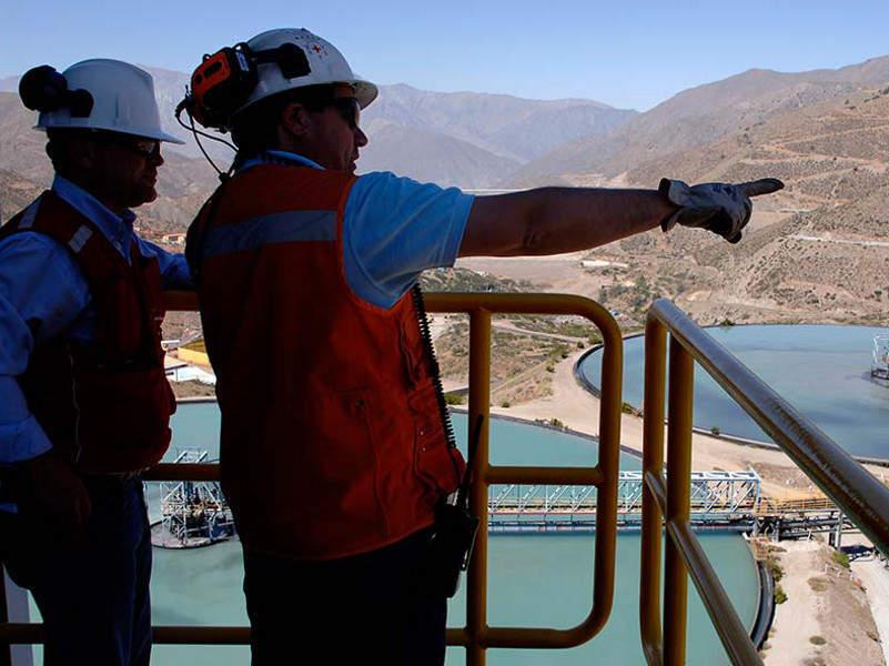 2l-Image---Los Pelambres Copper Mine-Chile