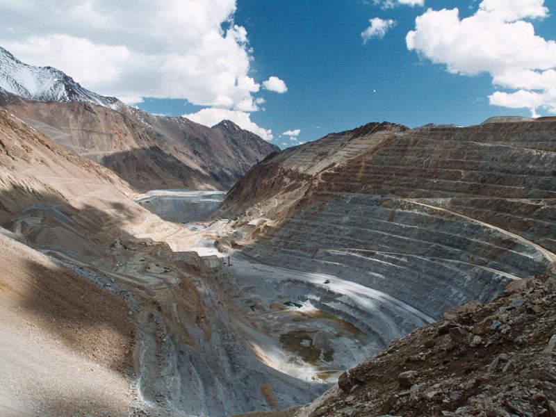 3l-Image---Los Pelambres Copper Mine-Chile