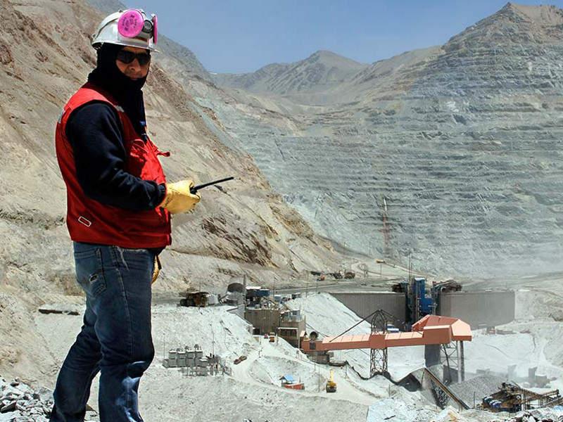 4l-Image---Los Pelambres Copper Mine-Chile