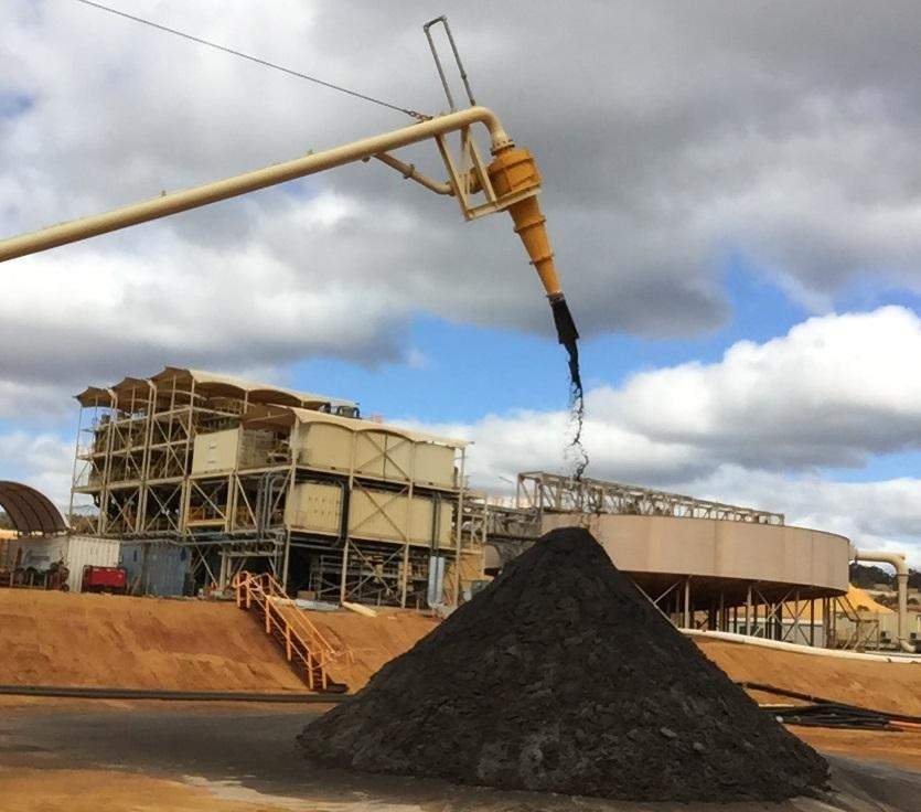 Image Resources begins production at Boonanarring mineral sands project