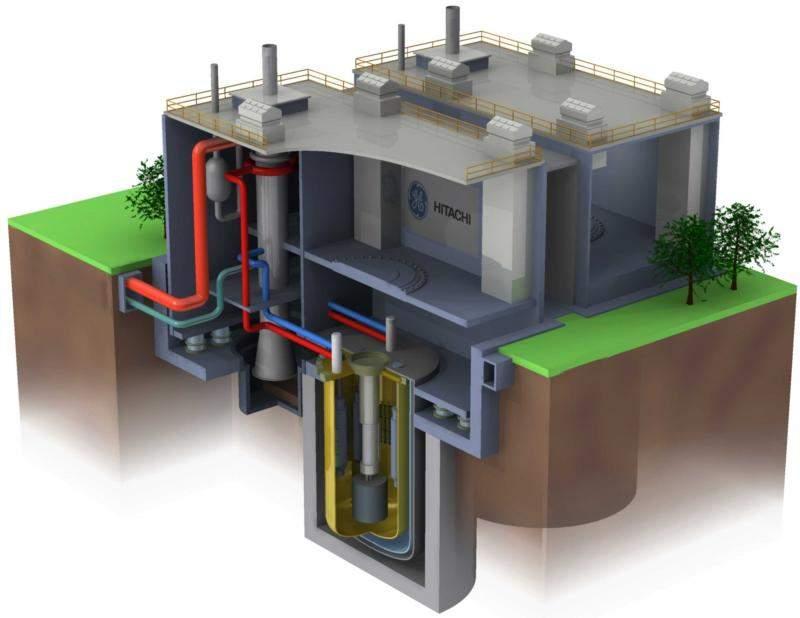 GE Hitachi selected by DOE for Versatile Test Reactor Program