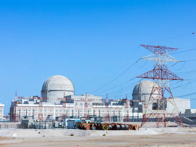 Image 1- Barakah Nuclear Plant