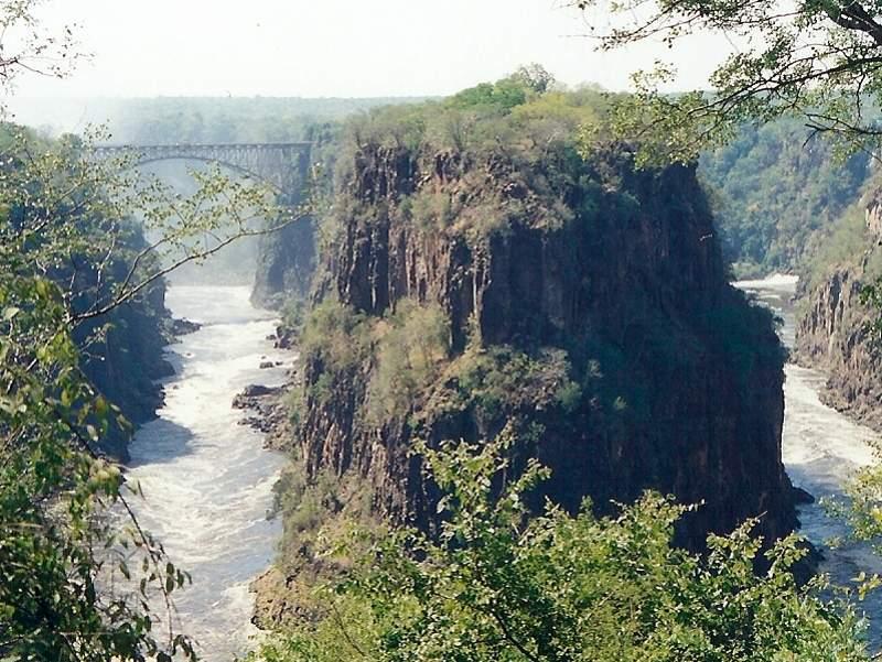 Image 1- Batoka Gorge Hydro