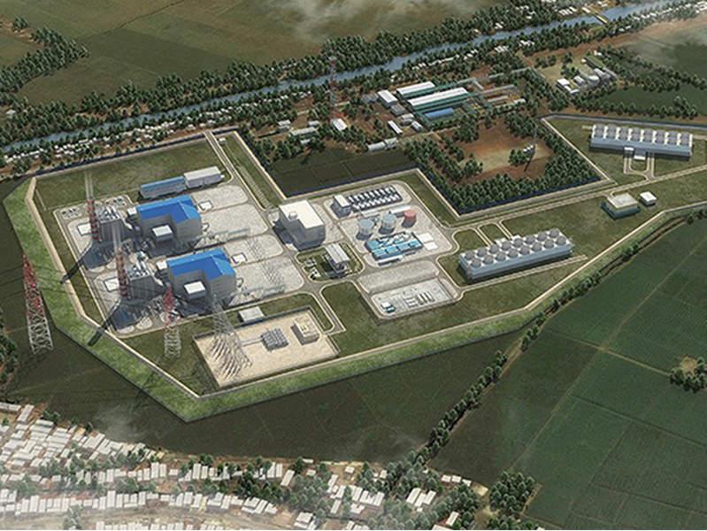 Image 1- Jawa-1 power plant