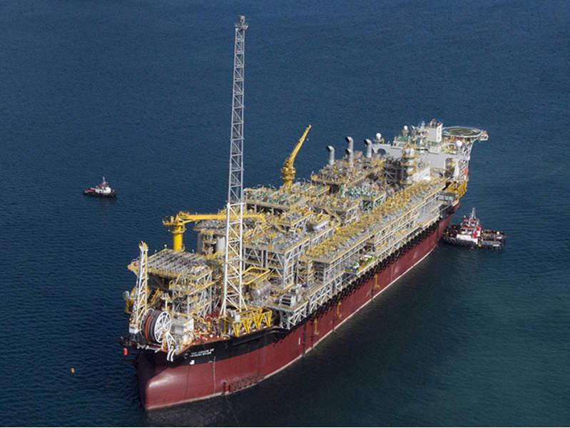 Image 1- Lula Oil Field