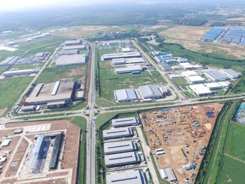 Sriracha Power Plant, Chonburi - one of Thailand's biggest