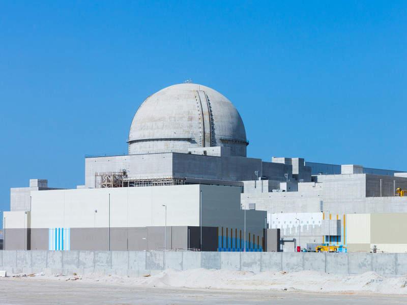 Image 2- Barakah Nuclear Plant
