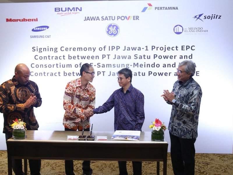Image 2- Jawa 1 power plant